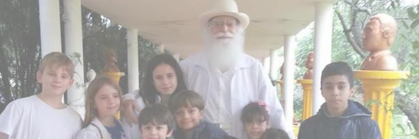 """""""As crianças são a promessa da Evolução"""""""