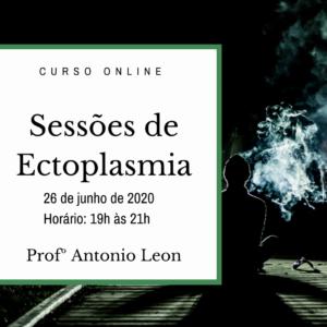 sessões de ectoplasmia